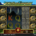 Red7 - Legend of Fortune - Basegame full wild - casinogroundsdotcom