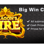 Dragons fire Big Win Competition