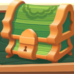 Preview of the new NetEnt Slot Wild Bazaar the red chest.