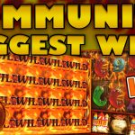 Watch the biggest Casino Streamer Community wins for week 44 2018