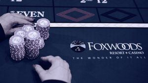 foxwoods casino Roulette table