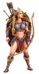 Freia from Valkyrie