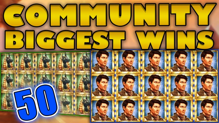 Watch the biggest Casino Streamer Community wins for week 50 2018