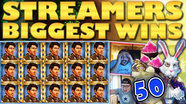 Watch the biggest casino streamer wins for week 50 2018