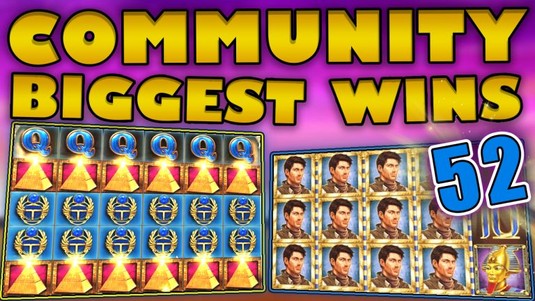 Watch the biggest Casino Streamer Community wins for week 52 2018