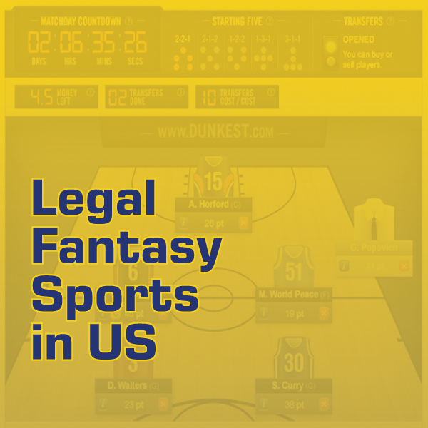The Legality of Fantasy Sports in the United States section of the Fantasy Sports introduction