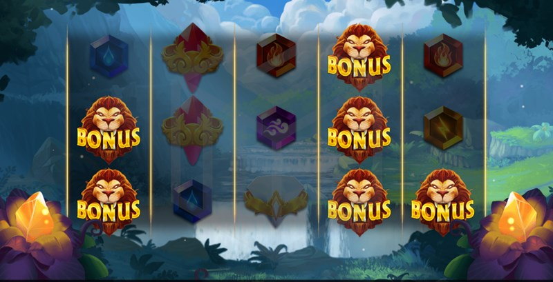 Elemental Beasts Free Spins Trigger