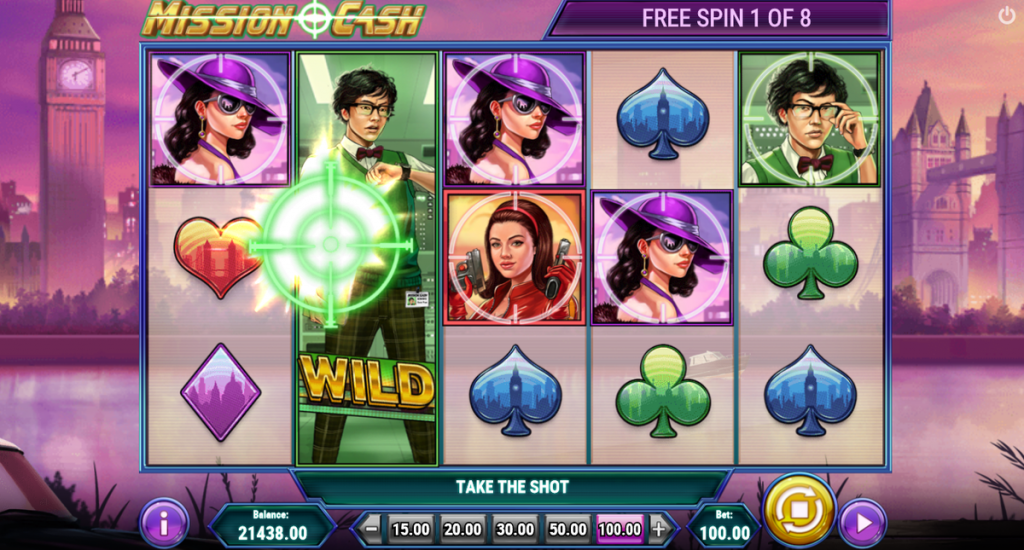 Mission_Cash_freespins_take_a_shot_freespins