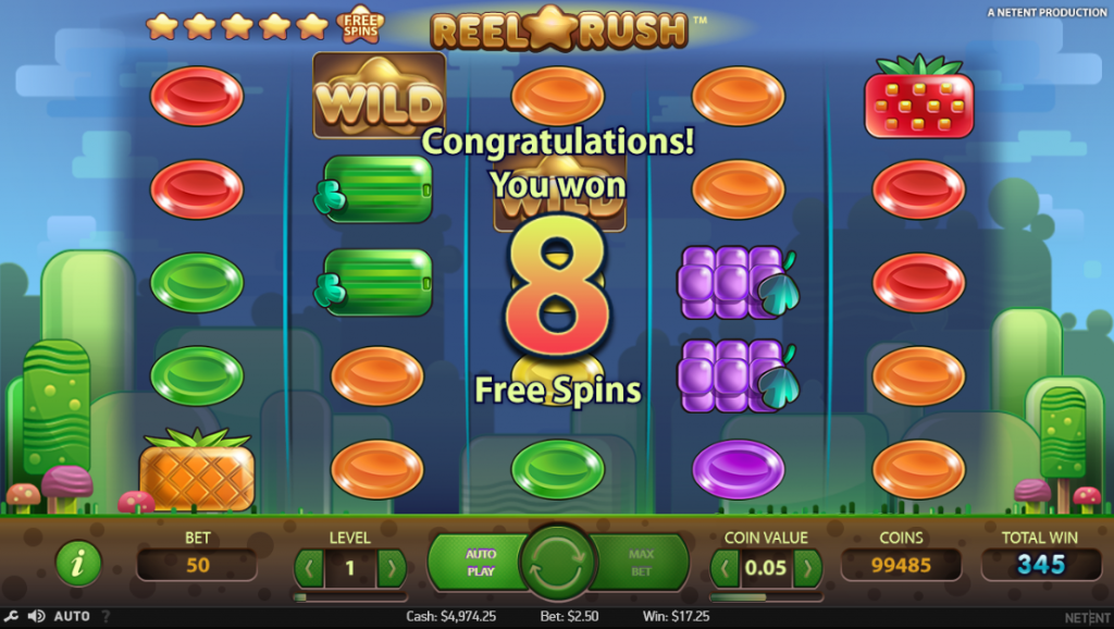 Reel_Rush_Trigger_Freespins